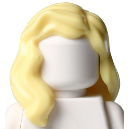 LEGO 4550736 - CHEVEUX FEMME - COOL YELLOW