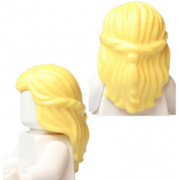 LEGO 4550924 - CHEVEUX LONG - COOL YELLOW