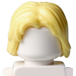 LEGO 6004439 - CHEVEUX HOMME - COOL YELLOW