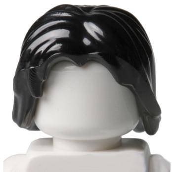LEGO 4568933 CHEVEUX HOMME - NOIR