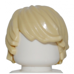 LEGO 6093519 - CHEVEUX HOMME - BEIGE
