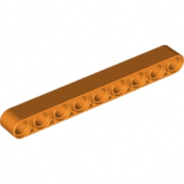 LEGO 6135086 TECHNIC 9M BEAM - ORANGE