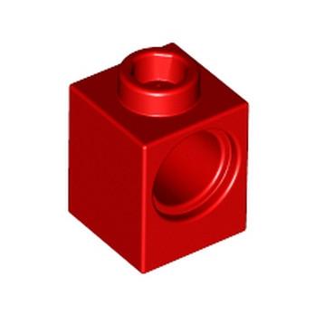 LEGO 654121 TECHNIC BRIQUE 1X1 - ROUGE lego-654121-technic-brique-1x1-rouge ici :