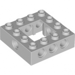 LEGO 4211640 4X4 BRQUE, Ø 4,85 - MEDIUM STONE GREY