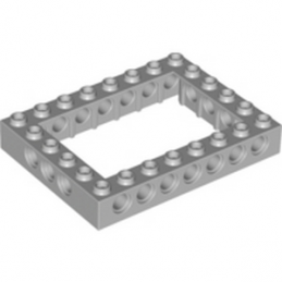 LEGO 4211848 6X8 BRIQUE, Ø 4,85 - MEDIUM STONE GREY