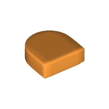 LEGO 6177760 - PLATE LISSE 1x1 ½  - ORANGE