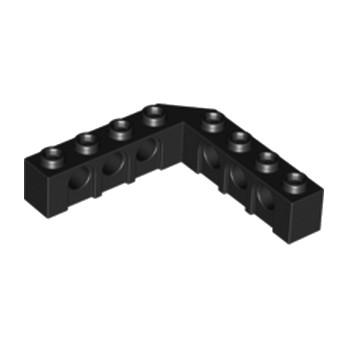 LEGO 4156698  ANG.BRIQUE 5X5, Ø4,85 - NOIR
