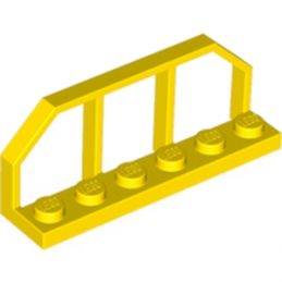 LEGO 4251468 HAND RAIL 1.5X6X2 - YELLOW lego-4251468-hand-rail-15x6x2-yellow ici :
