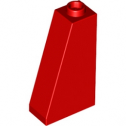 LEGO 6315483 ROOF TILE 1X2X3/73° - RED