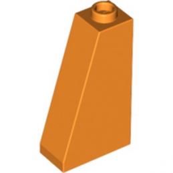LEGO 4160635 TUILE 1X2X3/73° - ORANGE