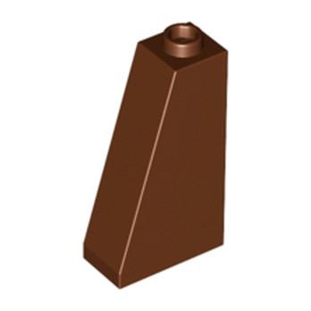LEGO 4270470 TUILE 1X2X3/73° - REDDISH BROWN