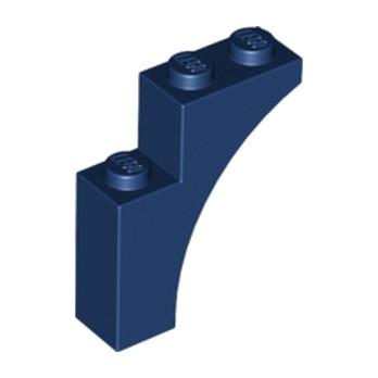 LEGO 6097484 - BRICK WITH BOW 1X3X3 - EARTH BLUE