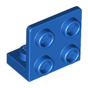 LEGO 6133720 ANGULAR PLATE 1.5 BOT. 1X2 2/2 - BLEU