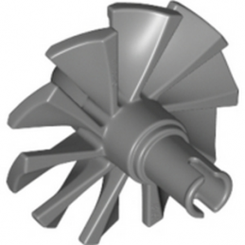 LEGO 4295253  ROTOR BLADES Ø24 W. SNAP, CROM - DARK STONE GREY -lego-6100596-rotor-blades-o24-w-snap-crom-dark-stone-grey ici :