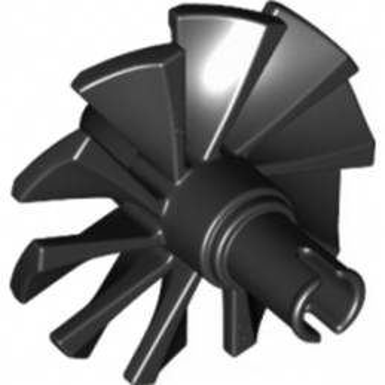 LEGO 4192455 ROTOR BLADES Ø24 W. SNAP, CROM - NOIR lego-6313481-rotor-blades-o24-w-snap-crom-noir ici :
