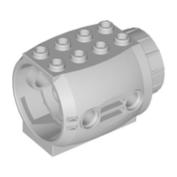 LEGO 4211767  JET ENGINE 4X5X3 - MEDIUM STONE GREY