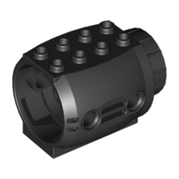 LEGO 4295395  JET ENGINE 4X5X3 - NOIR