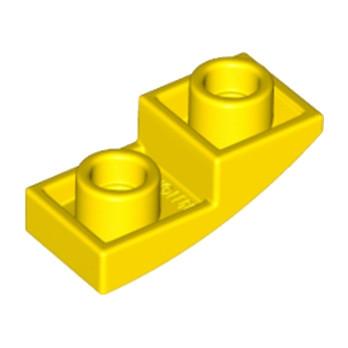 LEGO 6167223 - DOME INV. 1X2X2/3 - JAUNE