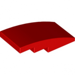 LEGO 4613174 DOME 2X4 - ROUGE