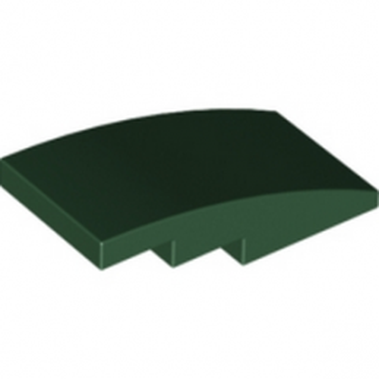 LEGO 6101296 DOME 2X4 - EARTH GREEN