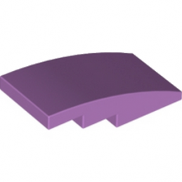 LEGO 6172386 DOME 2X4 - MEDIUM LAVENDER