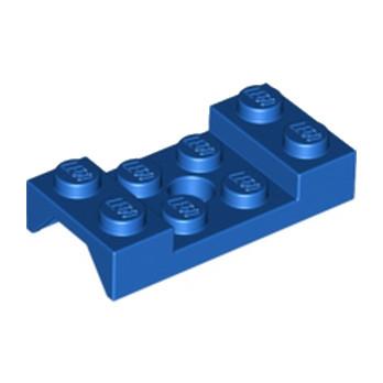 LEGO 4600182 MUDGUARD 2X4 w. HOLE Ø4.9 - BLEU