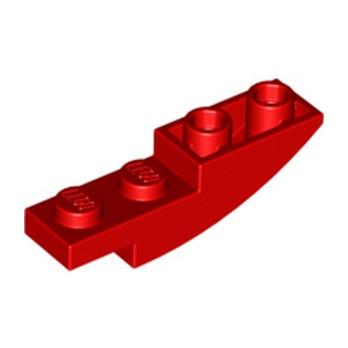 LEGO 6057432 BRIQUE 1X4X1 INV - ROUGE