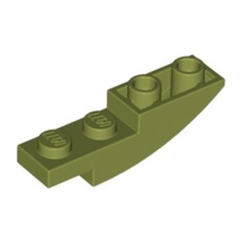 LEGO 6034043  BRIQUE 1X4X1 INV. - OLIVE GREEN