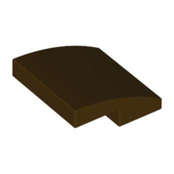 LEGO 6047037 BRIQUE DOME 2X2X2/3 - DARK BROWN lego-6047037-brique-dome-2x2x23-dark-brown ici :