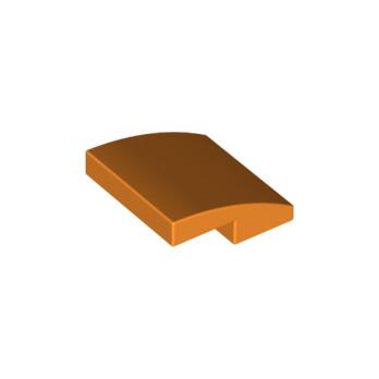 LEGO 6067913 BRIQUE DOME 2X2X2/3 - ORANGE lego-6067913-brique-dome-2x2x23-orange ici :