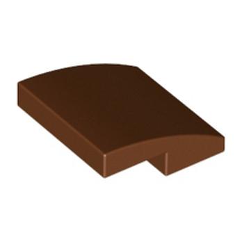 LEGO 6146858 BRIQUE DOME 2X2X2/3 - REDDISH BROWN lego-6146858-brique-dome-2x2x23-reddish-brown ici :