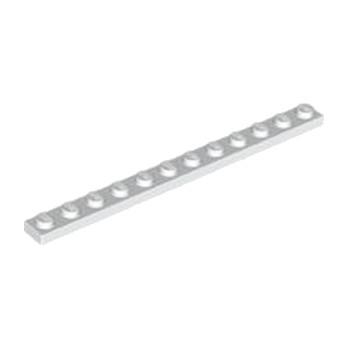 LEGO 4514842 PLATE 1X12 - WHITE