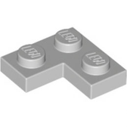 LEGO 4211353 PLATE ANGLE 1X2X2 - MEDIUM STONE GREY