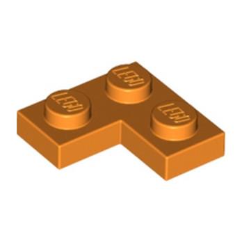 LEGO 4125264 PLATE ANGLE 1X2X2 - ORANGE