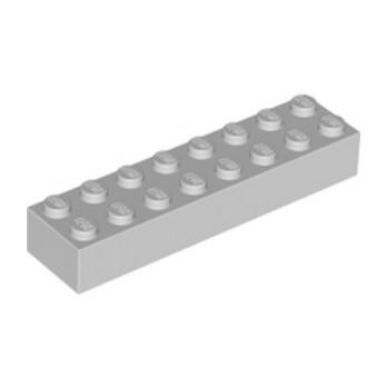 LEGO 6037399 BRICK 2X8 - MEDIUM STONE GREY