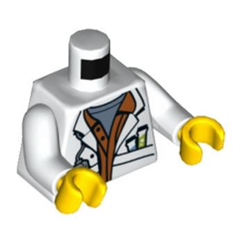 LEGO 6182407 - TORSE - MEDECIN/ SCIENTIFIQUE