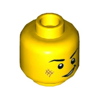 LEGO 6172697 - TÊTE  HOMME