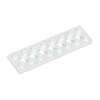 LEGO 373801 PLATE 2X8 - BLANC
