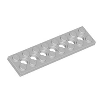 LEGO 4211449 PLATE 2X8 - MEDIUM STONE GREY lego-4211449-plate-2x8-medium-stone-grey ici :