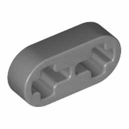 LEGO 4210980 TECHNIC LEVER 2M - DARK STONE GREY