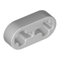 LEGO 4211741 TECHNIC LEVER 2M - MEDIUM STONE GREY
