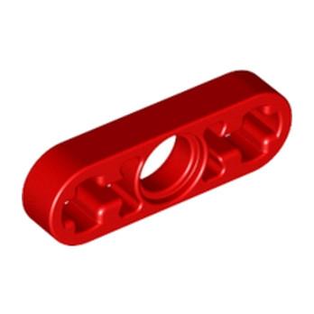 LEGO 663221 TECHNIC LEVER 3M - ROUGE