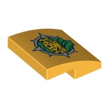 LEGO 6179185 - 2X2X2/3 IMPRIME - JUNGLE