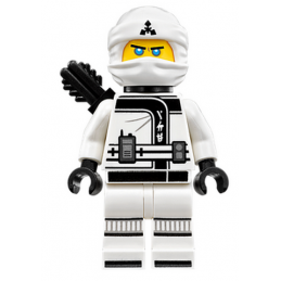 Figurine Lego® Ninjago Movie - Zane