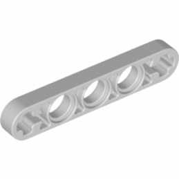 LEGO 6029206  LEVER 5M - MEDIUM STONE GREY