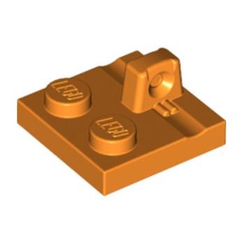 LEGO 6167290 PLATE 2X2 - ORANGE
