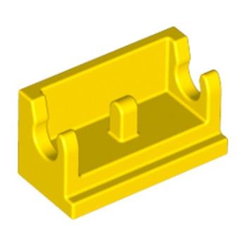 LEGO 393724 ROCKER BEARING 1X2 - JAUNE