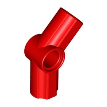 LEGO 4125183 ANGLE ELEMENT 135 DEG. [4] - ROUGE