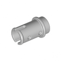 LEGO 4211483 CONNECTOR PEG W. KNOB - MEDIUM STONE GREY