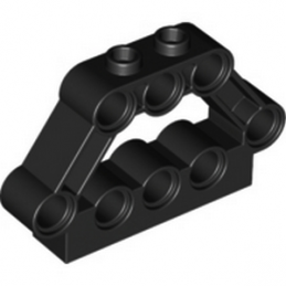 LEGO 4141810  V-ENGINE HOLDER - NOIR
